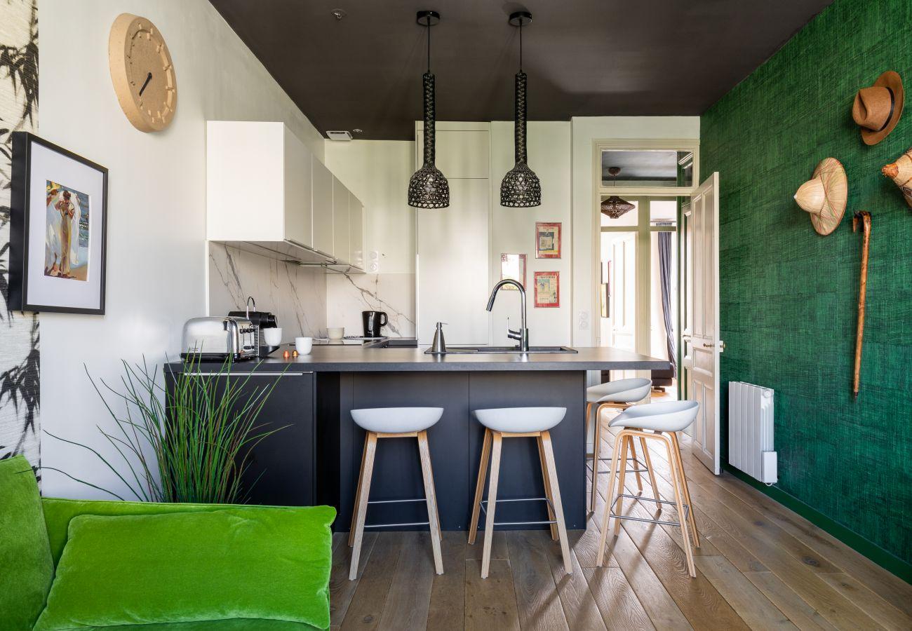 Apartment in Villeurbanne - DIFY Art Déco - Charpennes
