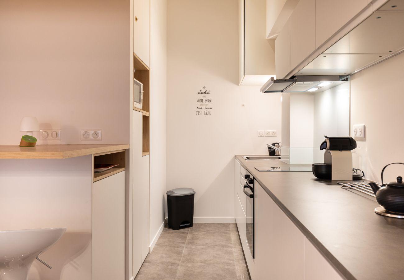 Apartment in Lyon - DIFY D'Aguesseau - Quai du Rhône