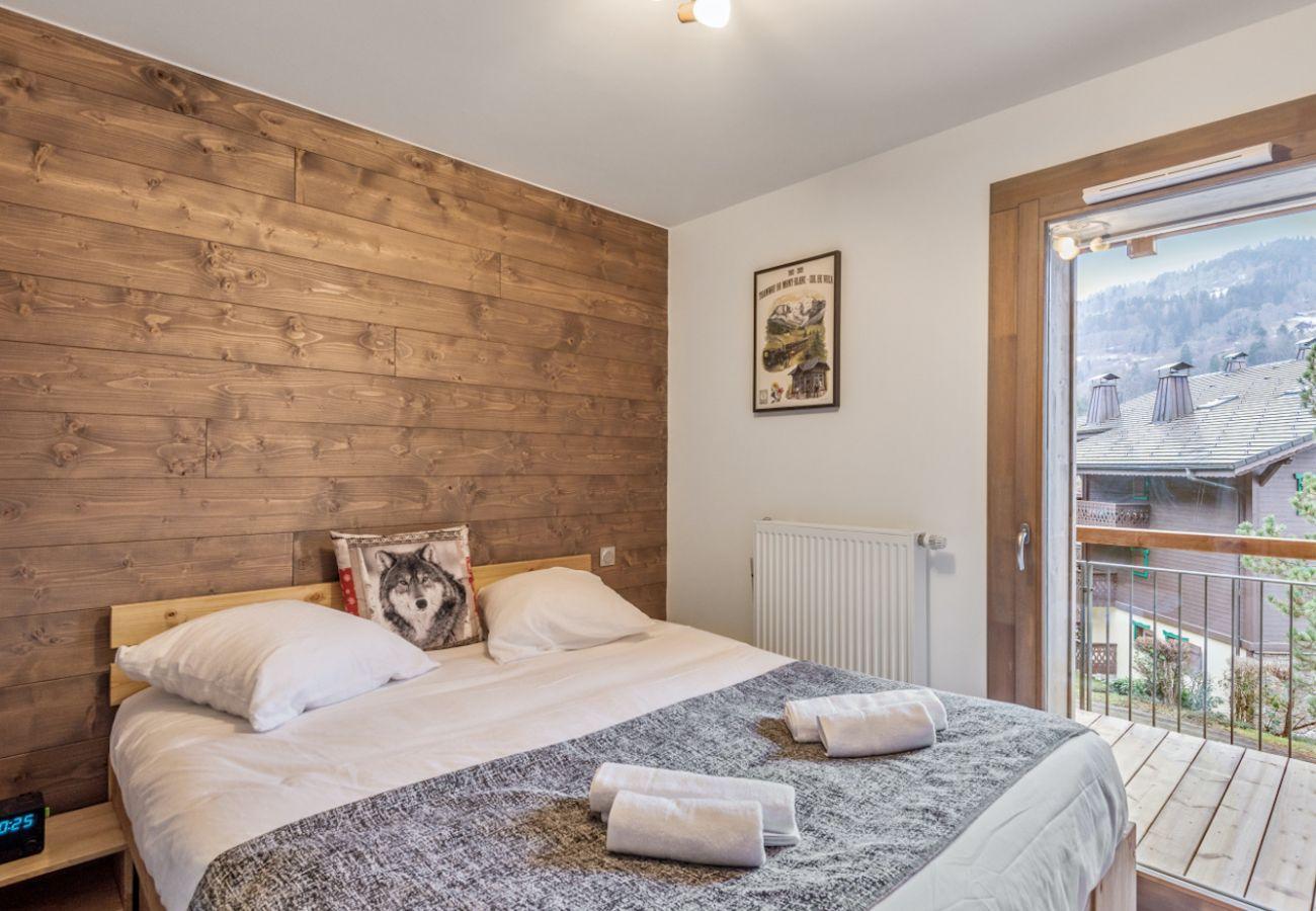 Apartment in Saint-Gervais-les-Bains - DIFY Appartement Luxe - Saint Gervais