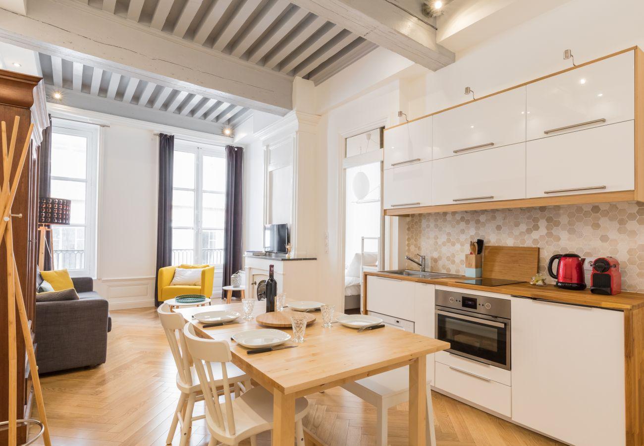 Appartement à Lyon - DIFY Lovely - Centre-ville
