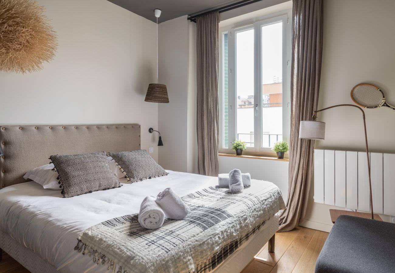 Appartement à Villeurbanne - DIFY Art Déco - Charpennes