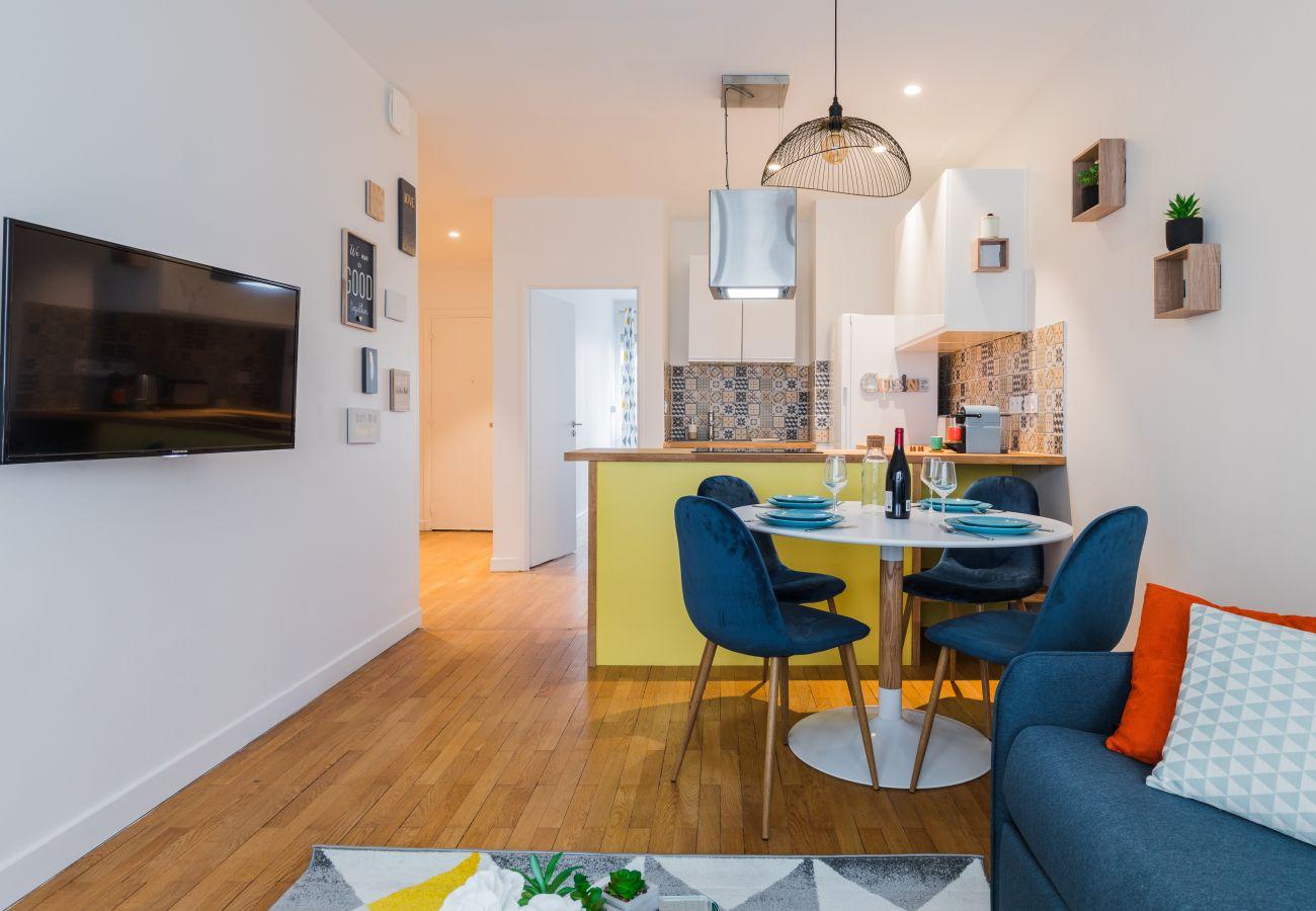 Appartement à Lyon - DIFY Bonheur - Brotteaux