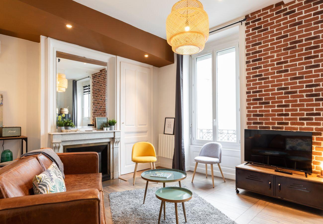 Appartement à Lyon - DIFY Dauphiné - Part Dieu