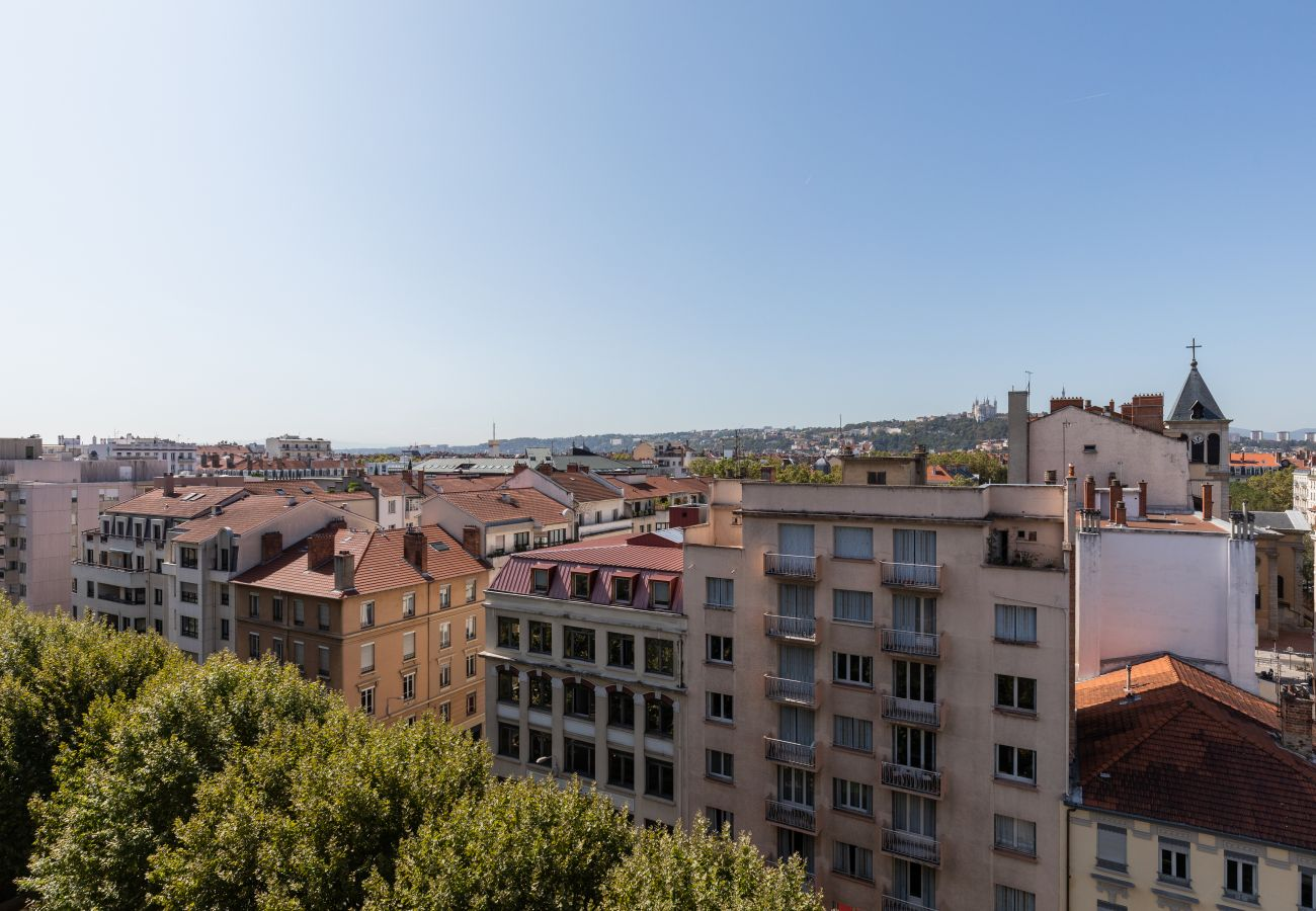 Appartement à Lyon - DIFY Duguesclin - Quai du Rhone
