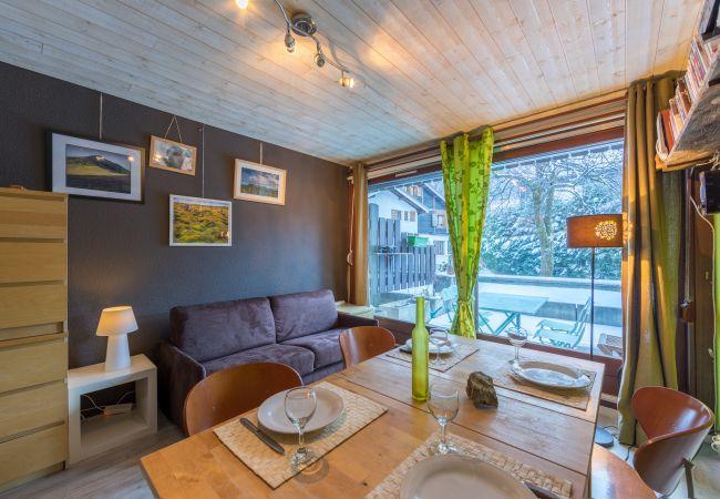 à Chamonix-Mont-Blanc - Appartement au pied des pistes - Chamonix