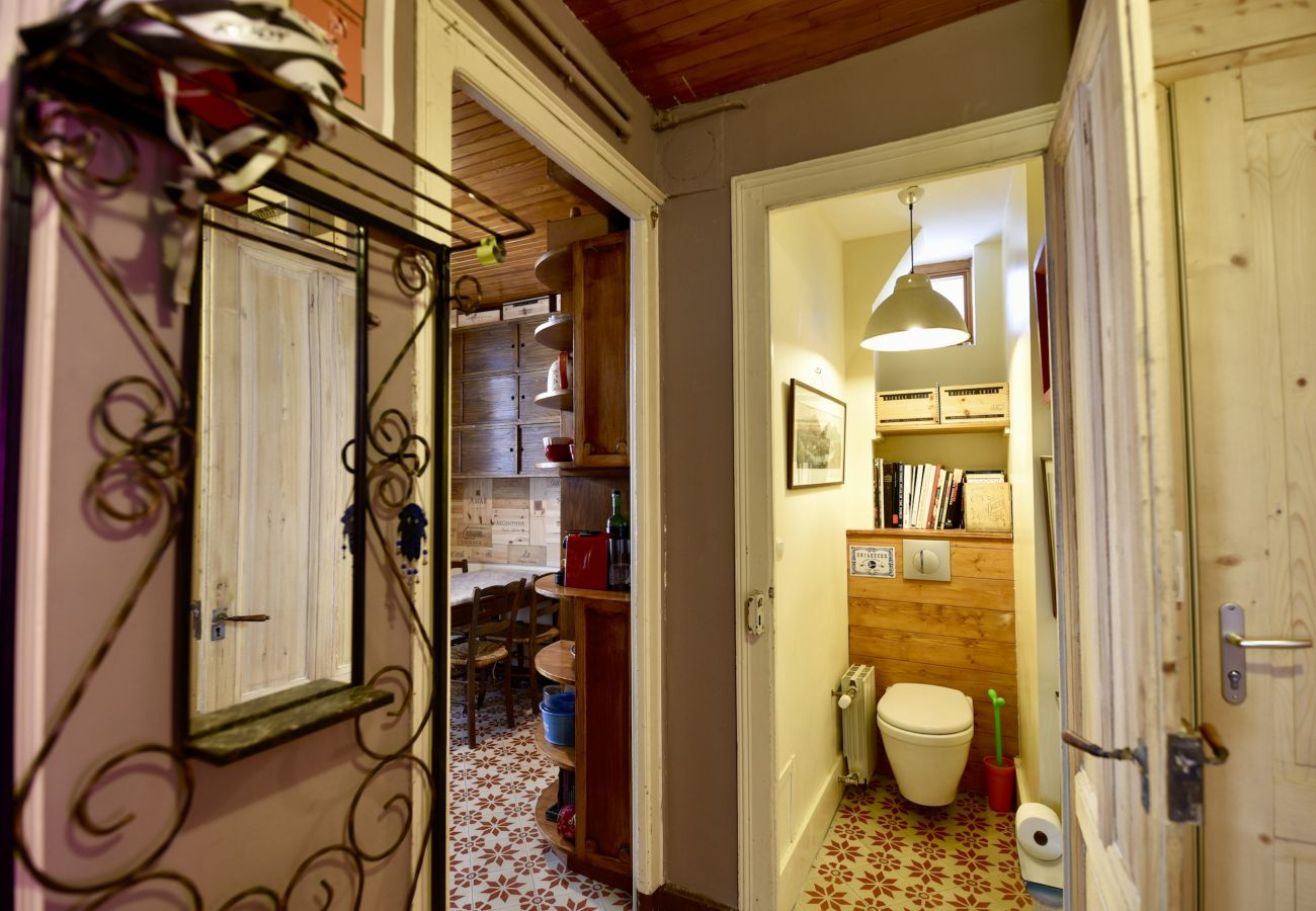 Appartement à Chamonix-Mont-Blanc - DIFY Cosy - Chamonix