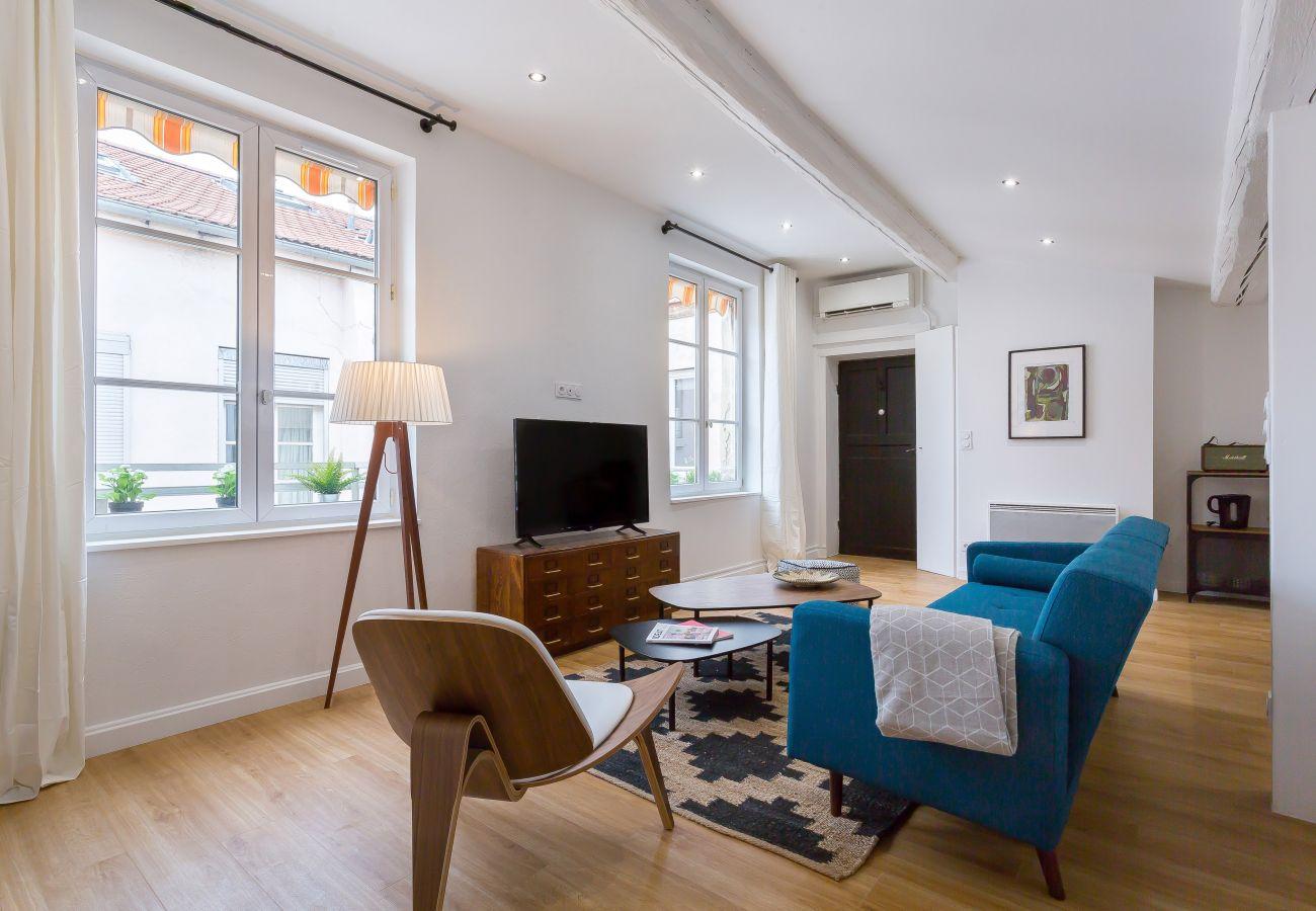 Appartement à Lyon - DIFY Vitton - Masséna