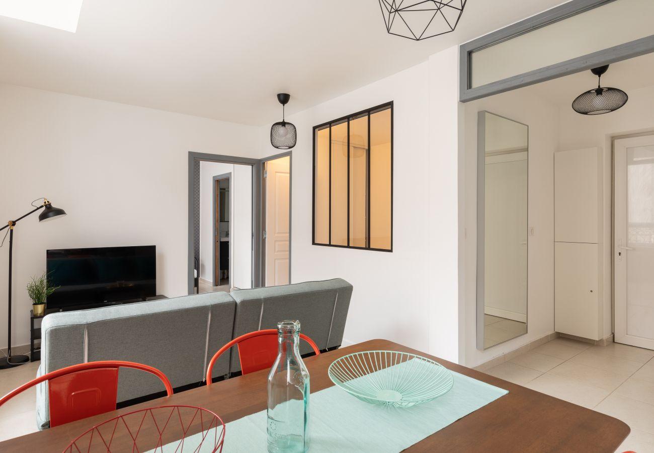 Appartement à Villeurbanne - DIFY Berlioz - Charpennes