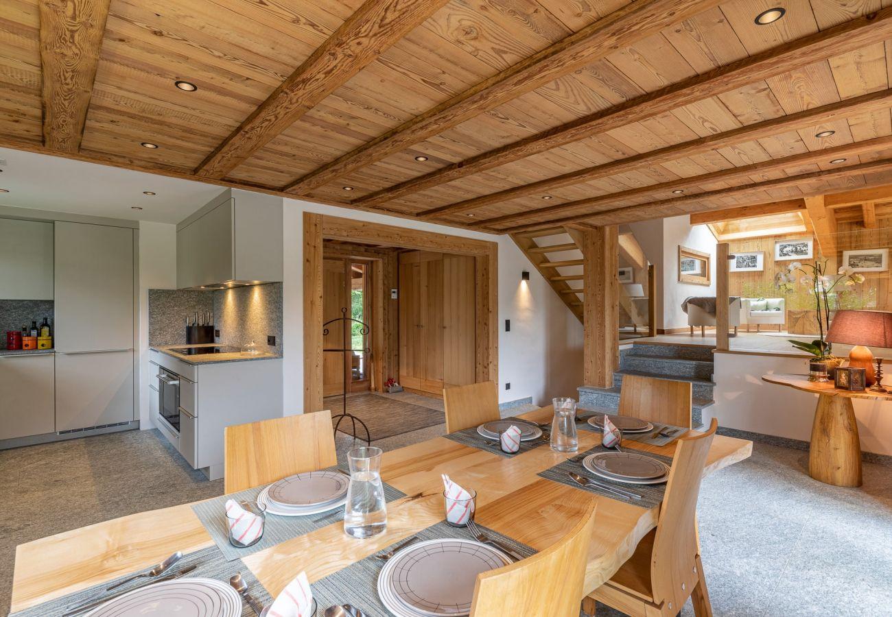 Chalet à Chamonix-Mont-Blanc - DIFY Chalet Contemporain - Les Praz de Chamonix