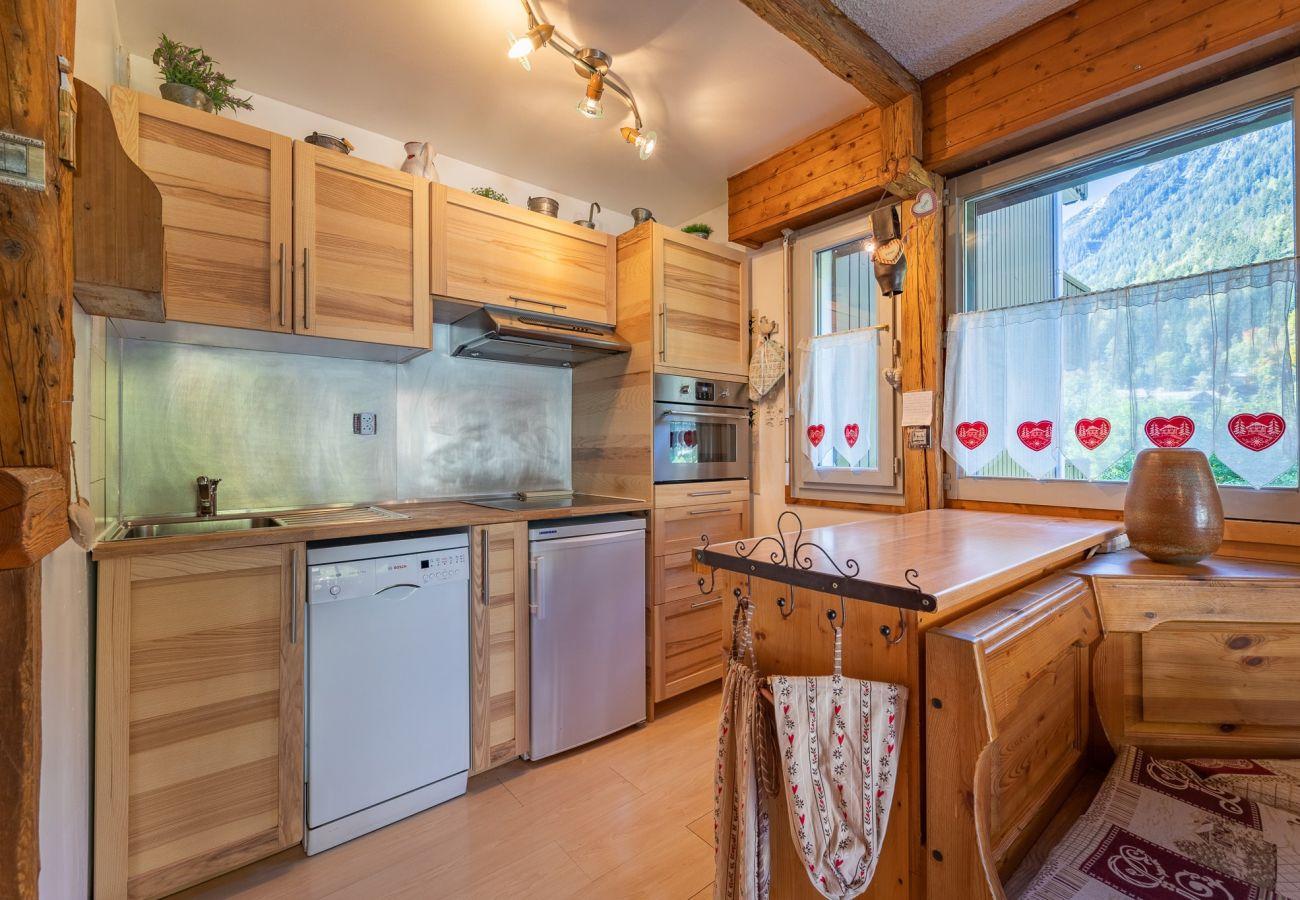 Appartement à Chamonix-Mont-Blanc - DIFY Clos du Savoy - Chamonix-Mont-Blanc