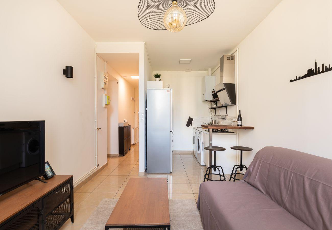 Appartement à Lyon - DIFY Etienne Richerand - Part Dieu
