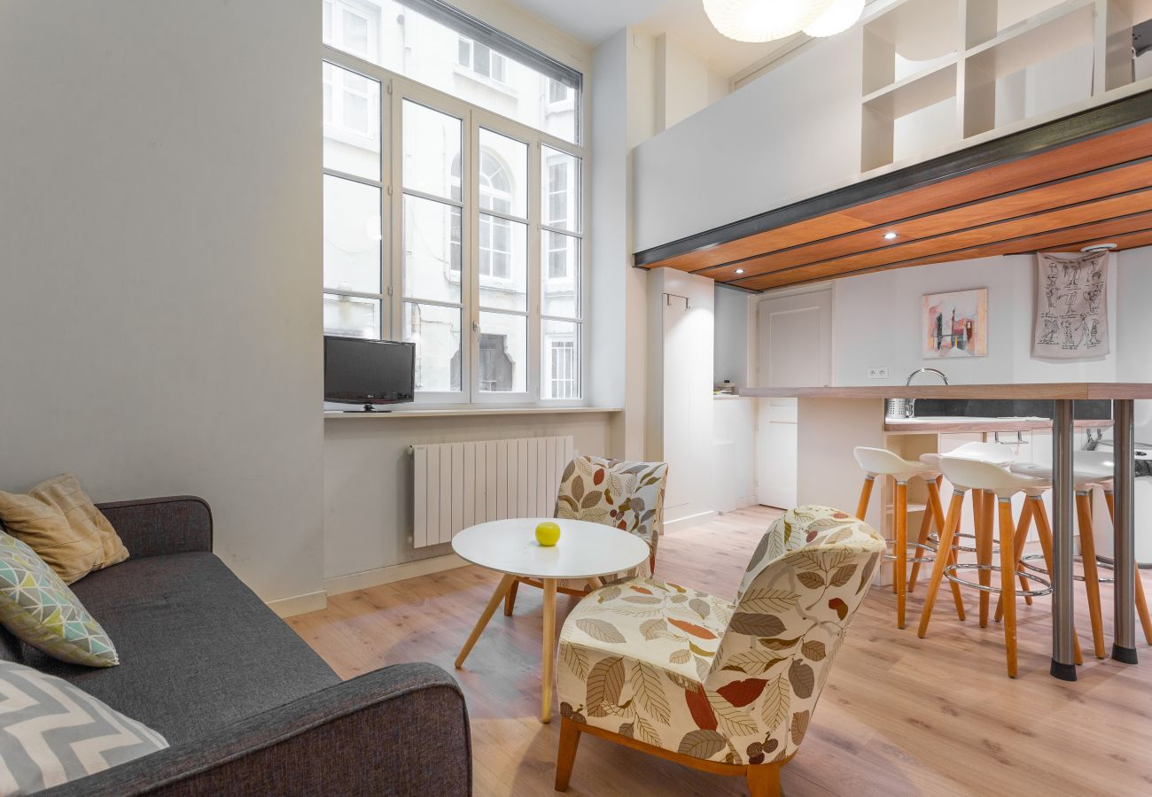 Appartement à Lyon - DIFY Drevet - Bellecour