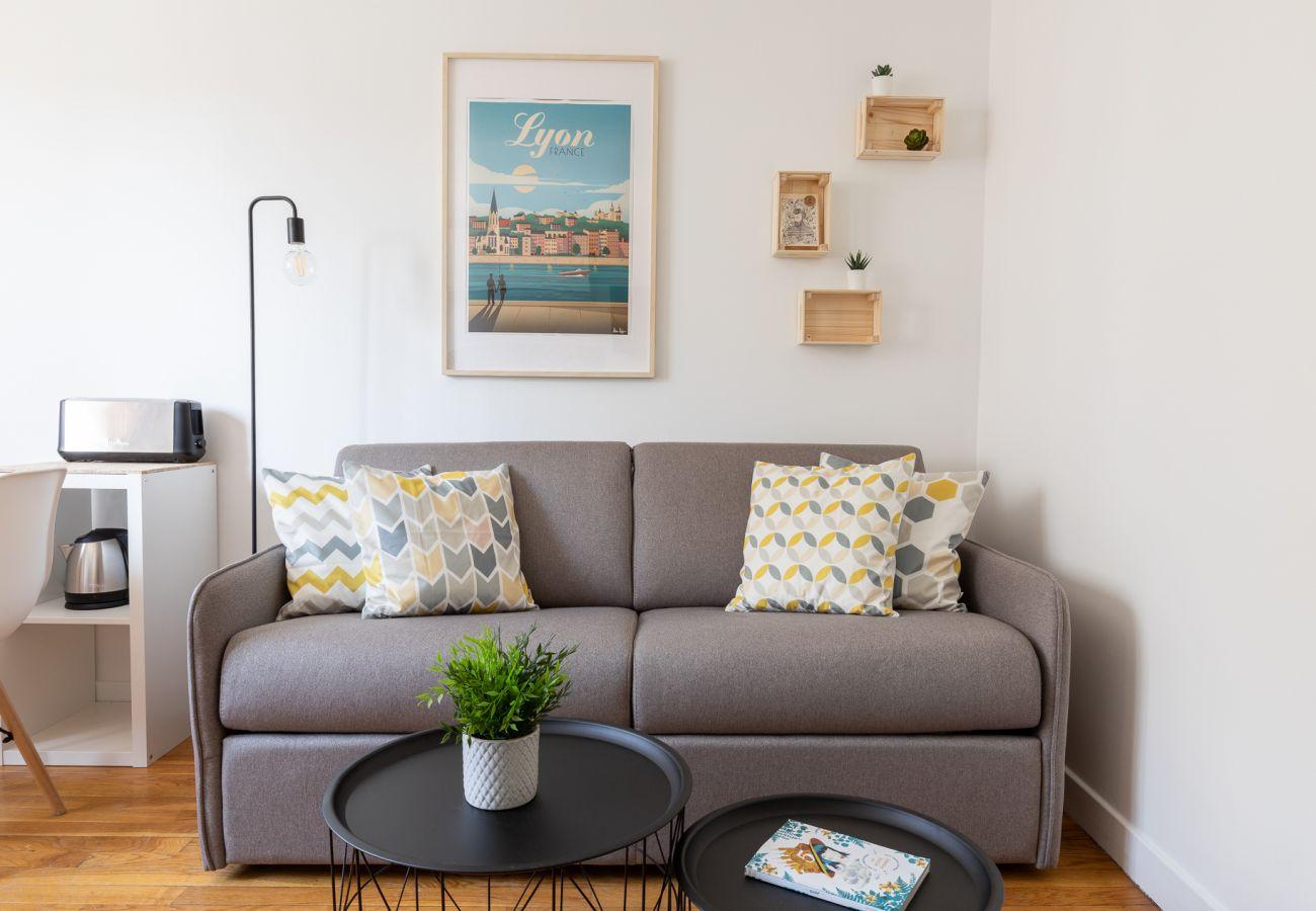 Appartement à Villeurbanne - DIFY City - Charpennes