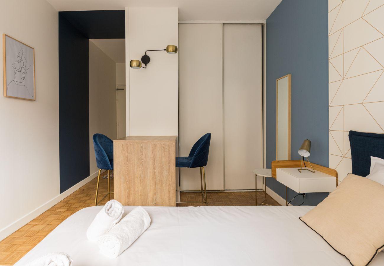 Studio à Lyon - DIFY Charme - Bord du Rhône