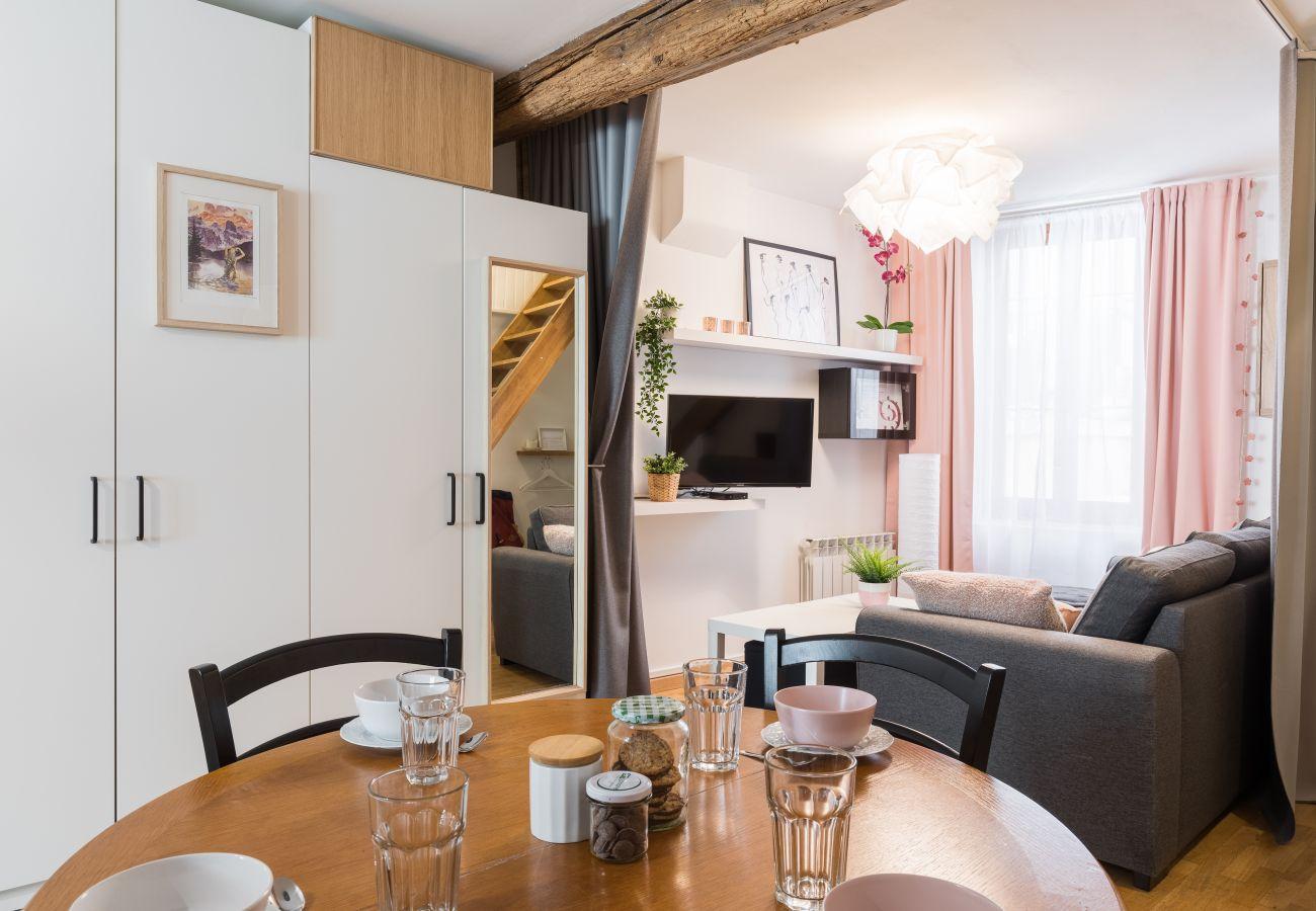 Appartement à Lyon - DIFY Charmant - Saxe Gambetta