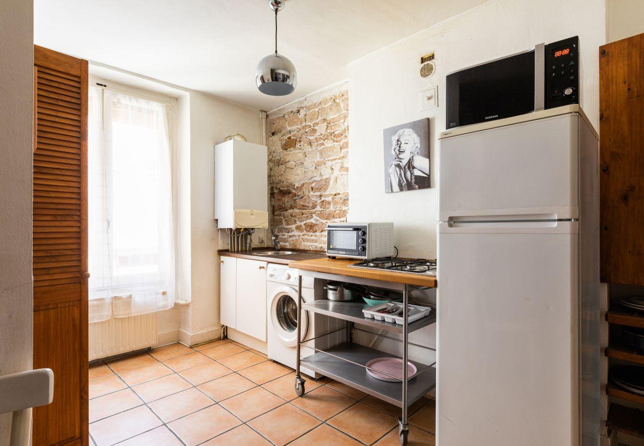 Appartement à Lyon - DIFY Adelaïde Perrin