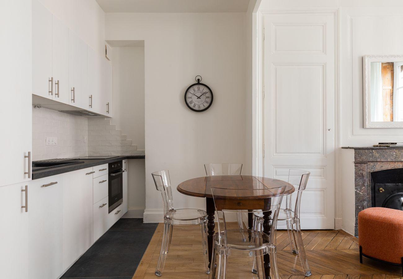 Appartement à Lyon - DIFY Castries - Quartier Ainay