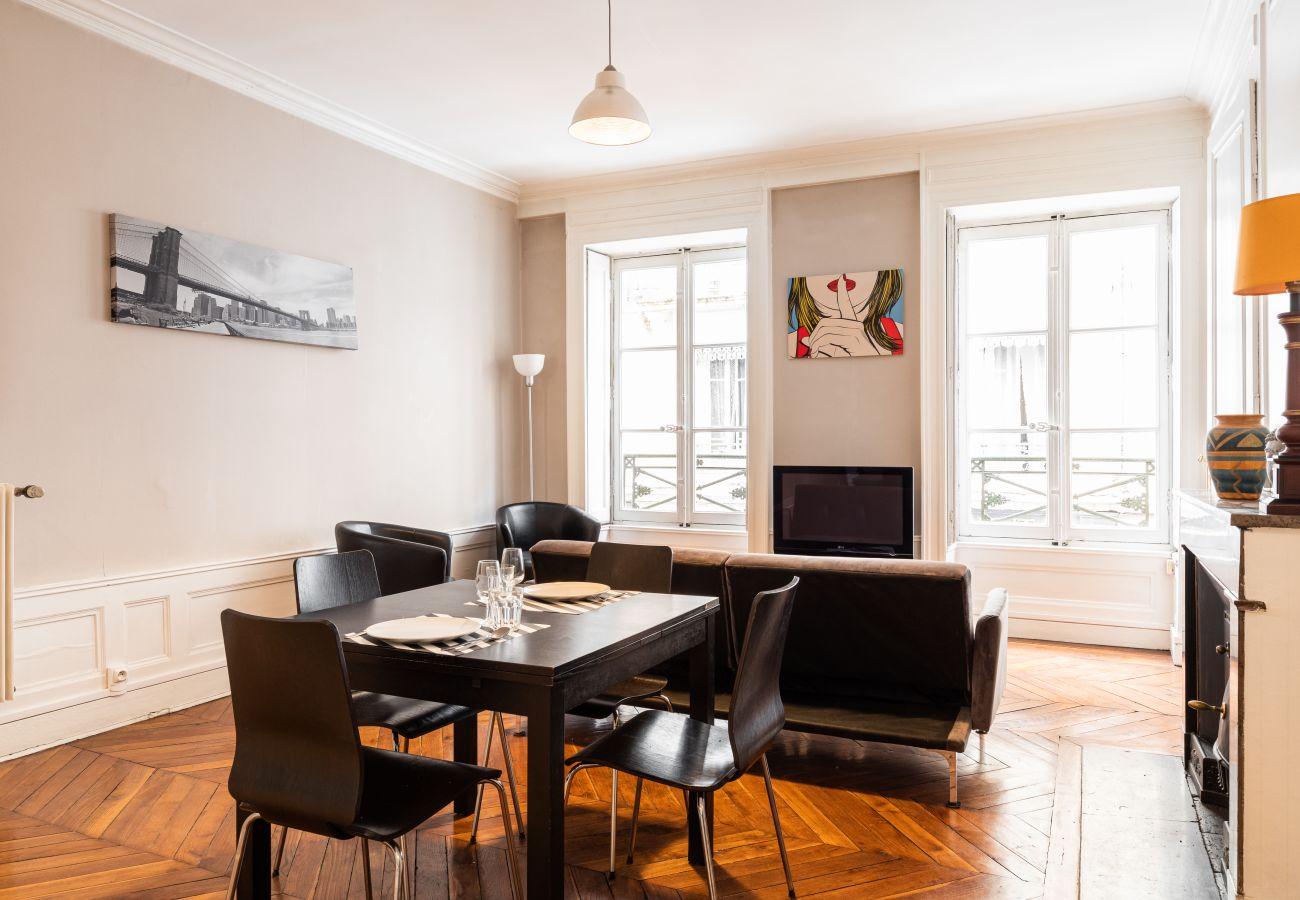 Appartement à Lyon - DIFY Auguste Comte - Quartier Ainay
